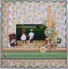 A Person's a Person...