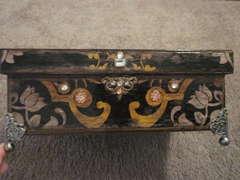 Victorian Keepsake box