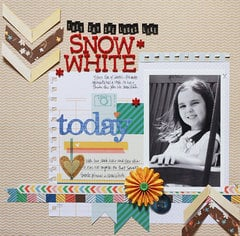 Snow White *American Crafts