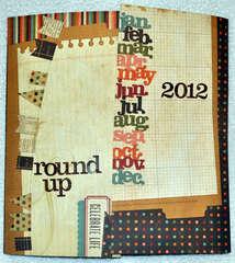 2012 Roundup Album Page