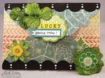 Lucky- Send It Clear Card by Leah