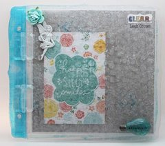 Top Load Scrapbook Album