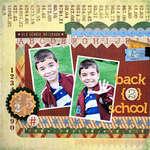 back {2} school