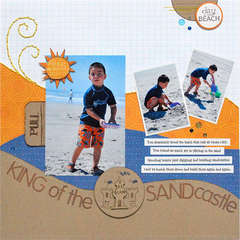 KING of the SANDcastle *S&CT Summer 2009*