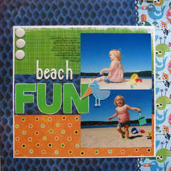 beach fun - jun 09 Just Cre8