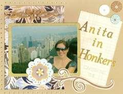 Anita in Honkers