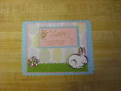 Easter Cards I made