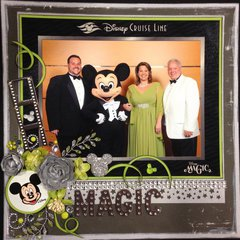 Formal Disney Magic