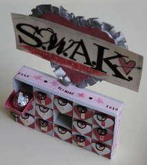 SWAK Valentine's Day Countdown Calendar