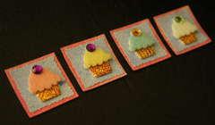 Cupcake Inchies