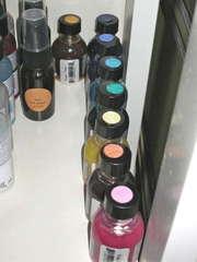 Glimmer Glaze Rainbow!