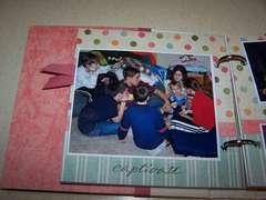 Bo Bunny Grandparents Brag Book