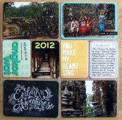 Cambodia - Project Life