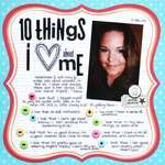 10 Things I Love About Me