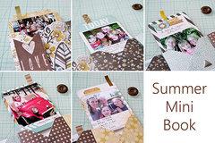 Summer Mini Book