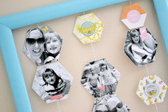 *We R* Summer Snapshot Photo Display