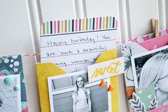 Birthday Wishes Garland