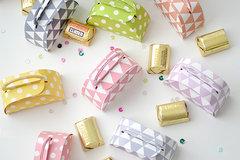 Handbag Favor Boxes