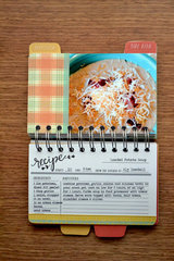 *We R* Recipe Book Cinch Kit