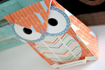 *We R* Owl Gift Bag for Teacher