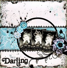 ~Swirlydoos Kit Club~ Oh What a Darling
