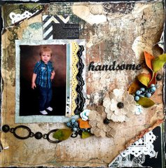 Handsome **SWIRLYDOOS KIT CLUB**