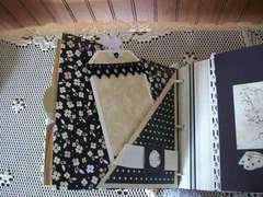 Paper Bag Album Page
