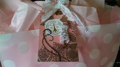 Shower Gift Tag & Bag