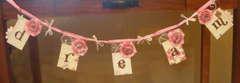 Dream Acrylic Banner