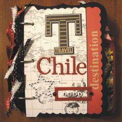 Chile Trip Mini Album