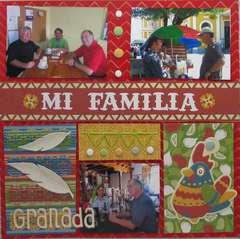 Mi Familia - Granada