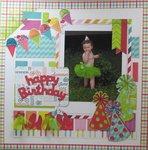 Happy Birthday TuTu