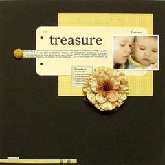 Treasure - October Afternoon