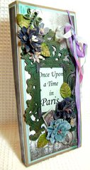 Once Upon a Paris Mini Album
