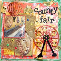 At the County Fair Layout