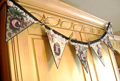 Leaky Shed Studio Pennant Banner
