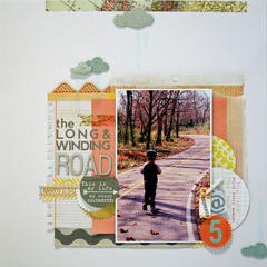 the L O N G & WINDING ROAD