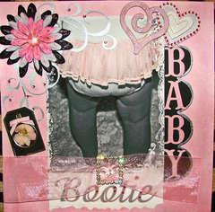 Baby Bootie