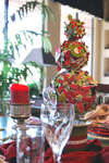 Christmas Topiary  American Crafts
