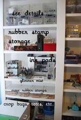 Stamping Shelf