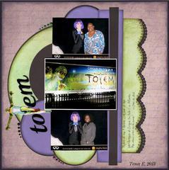 Totem-Cirque Du Soleil