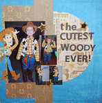 the cutest Woody ever!