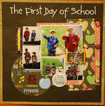 The First Day of School 2010