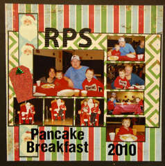 RPS pancake Breakfast 2010