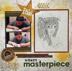 Manga Masterpiece