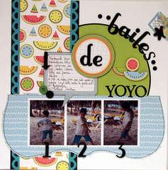 BAILES DE YOYO (YOYO DANCE)