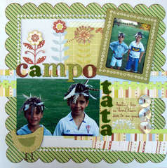 CAMPO TATA (GRANDPA FARM)