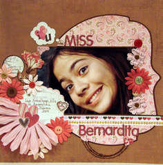 I LOVE YOU MISS BERNARDITA