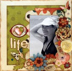 LOVE LIFE ***BO BUNNY***