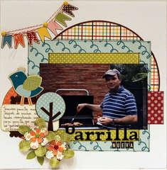 PARRILLA NUEVA (NEW GRILL)